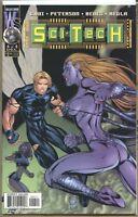 Sci Tech 1999 series # 4 near mint comic book
