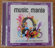 Music Mania CD - Christian Music Sampler of full tracks