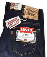 NWT LVC Levi's Vintage Clothing Men's Jeans Flares 645 Orange Tab Big E 28x32
