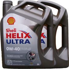 10 Liter Shell HELIX ULTRA 0W-40 Motorenöl 0W40 BMW MERCEDES 229.5 VW RENAULT ÖL