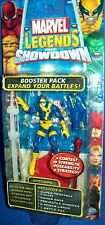 MARVEL LEGENDS SHOWDOWN figure CYCLOPS booster pack 2006 NEW
