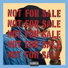 SMOKE DZA - NOT FOR SALE   CD NEW!