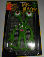 TV (HALLOWEEN) BUMP IN THE NIGHT BENDABLE ACTION FIGURE: MR BUMPY MINT ON CARD