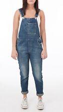 Denim & Supply Ralph Lauren Denim Overalls in Medium Wash Women's Size XS $265