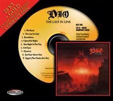 Dio The Last In Line 24 Karat Gold CD Audio Fidelity NEU OVP Sealed AFZ 146