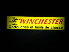 ENSEIGNE LUMINEUSE / Neon sign - VINTAGE LOFT - WINCHESTER - SYMPA / Nice !