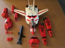 Vintage G1 Transformers Autobot JetFire, w/accessories, Bandai, Tokyo, 1985