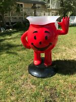Rare Red Kool Aid Man Pitcher   Ice Cooler