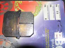 EBC ORGANIC Disc pads FA68 SUIT KAWASAKI KZ305, KZ440, KZ550, KZ750