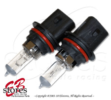 12V 65/55w 9007 Oem Clear White 4300K Xenon Gas Hid High Low Beam Light Bulb 2pc(Fits: Neon)