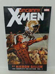 Uncanny X-Men By Kieron Gillen (2018 Complete Collection Vol 1 TPB New Marvel SC