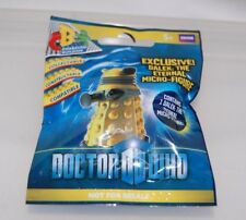 Character Building Dalek Figure Dr Who The Eternal Micro Figure Brand New