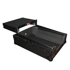 ProX XS-DJMS9LTBL Pioneer DJM-S9 Mixer Flight / Road Case w/ Sliding Laptop Shel
