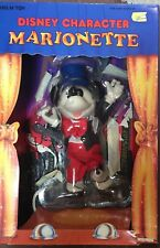 Disney Mickey Mouse Marionette 10""