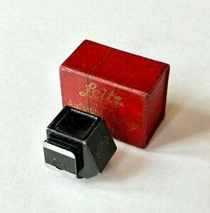 Leica 50mm Waist-Level Finder AUFSU without Shoe - Rare First Version