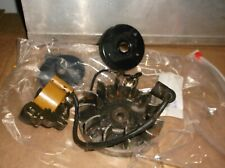 McCulloch Super 10-10 coil and flywheel   chainsaw part    bin 502