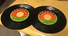CCR 45rpm Records Who'll Stop The Rain/Sweet Hitch Hiker