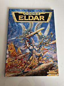 Warhammer 40k Codex Eldar Armeebuch Craftworlds Regelbuch Supplement Kampagne
