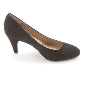 American Rag Felix Closed Toe Classic Pumps Cuban Heels Shoes Black 8M, MSRP$50