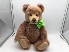 Steiff Tier 011184 TeddyBär mit Musikwerk 42 cm. Top Zustand