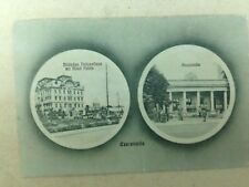"Chernivtsi Judaica Rare Old Postcard Jewish Synagogue 1910""  Ukraine ISRAEL"