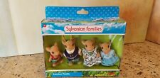 Sylvanian Families Reindeer Family-  Vintage, Mint.