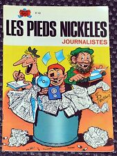 Les Pieds Nickelés journalistes (n°49) 1979