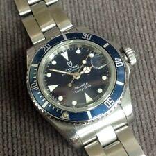 Vintage ROLEX Tudor Princess Oysterdate Lady-Sub Deep Blue watch 96090 REDUCED