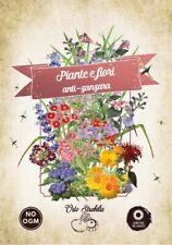piante e fiori anti zanzara,mix semi anti zanzara,semi rari,semi strani,gr 1