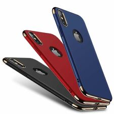 For Apple iPhone Xs Max X XR 8 7 Plus 6 5 Se Case Cover Hybrid Hard Back Clip
