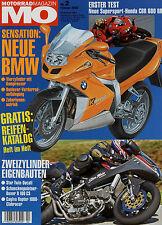 mo 1/03 2003 Kawasaki ZX-6R ZX-6RR BMW F 650 CS Bimota YB11 SB6R Nuda Ducati 999
