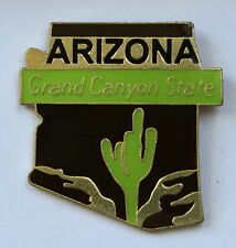 State of Arizona Pin Lapel Hat Land of the Grand Canyon Travel Tie Tack