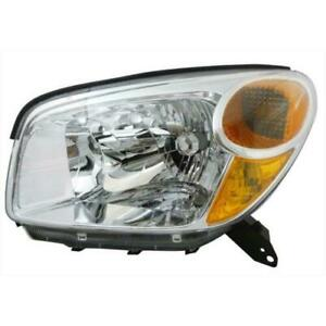 FIT FOR TOYOTA RAV-4 2004 2005 HEADLIGHT LEFT DRIVER 8110642280