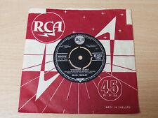 """ELVIS PRESLEY/en Bois Coeur/1960 RCA Simple 7"""""""