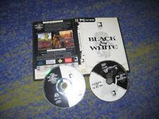 BLACK & WHITE PC 1 und Black and White Special Creature