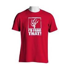 """I'd Frag That"" reefer shirt, Support Your Aquarium Hobby"