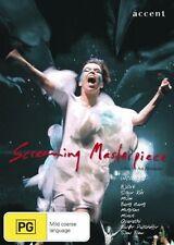 Screaming Masterpiece (DVD, 2008)