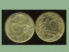 FRANCE  FRANCIA  10 centimes 1998 marianne ( bis )