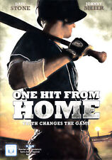 NEW Sealed Christian Widescreen DVD! One Hit From Home (Dave Stone,Johnny Meier)