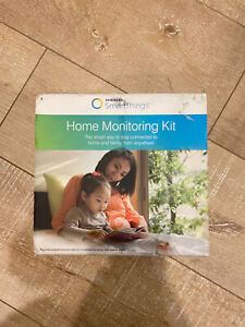 Samsung SmartThings Home Monitoring Kit - New Sensors