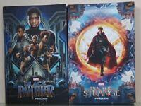 2 Livres Bandes Dessinés Marvel Doctor Strange Prelude Black Panther Prelude