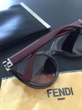 4151c62249b Fendi Women s Brown Cat Eye Sunglasses