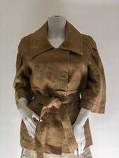 Escada Sport Women Size 38 Brown Colored Jacket,#F130