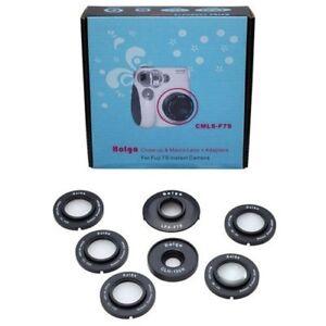 AU - HOLGA Macro Close up lens set adapter for Fuji Instax Mini 7S CMLS-F7S