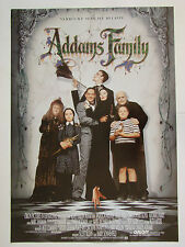 Die Addams Family in verrückter Tradition - Original Filmplakat DIN A1 (gerollt)