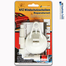 KFZ Steinschlag Reparaturset Windschutzscheibe + Anleitung Windshield repair