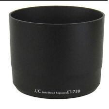 Professional Replacement Lens Hood ET-73B  For Canon 70-300mm IS USM Black ET73B