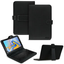 Tastatur Tasche Samsung Galaxy Tab A 10.1 2019 Keyboard Hülle QWERTZ Schutzhülle