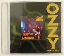 Ozzy Osbourne Diary Of a Madman CD UK 22 Bit remasterSBM Black Sabbath