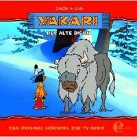 YAKARI - FOLGE (6) DER ALTE BISON  CD NEU